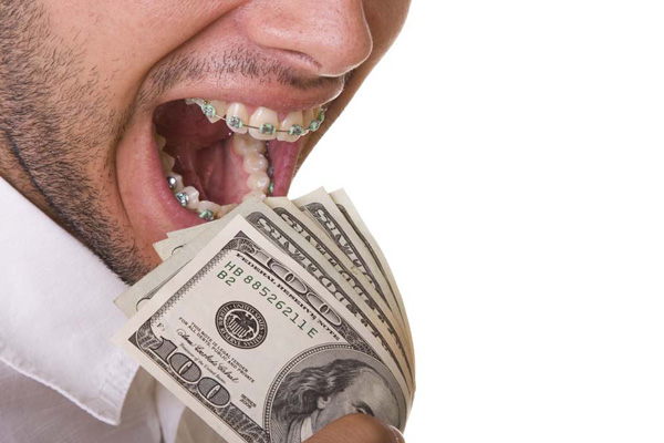 деньги за брекеты