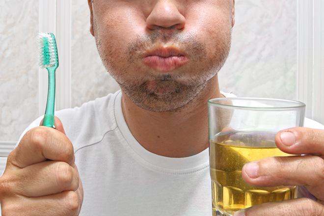 гигиена полости рта при стоматите